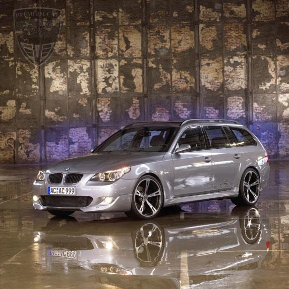 BMW 5 E61 Touring AC Schnitzer Tuning
