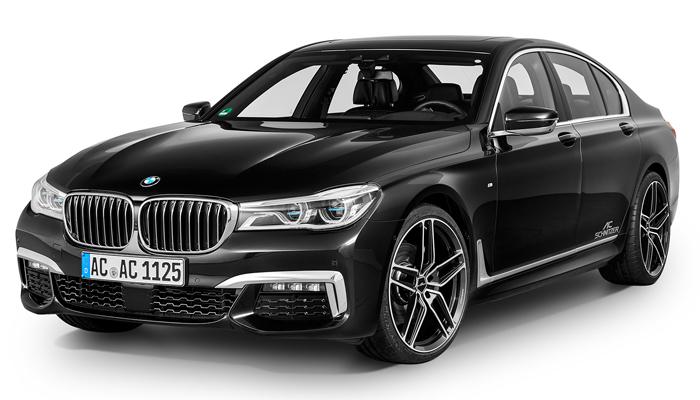 AC Schnitzer felnik már az új BMW 7-eshez is!
