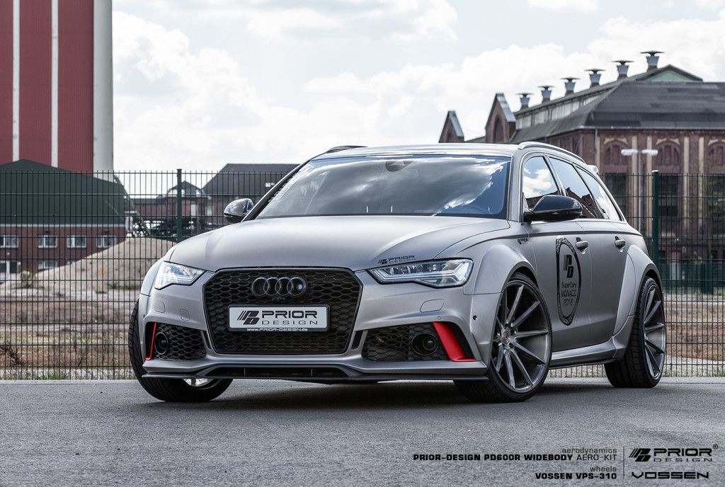 Prior-Design optkai tuning (Audi A6 Avant /RS6)