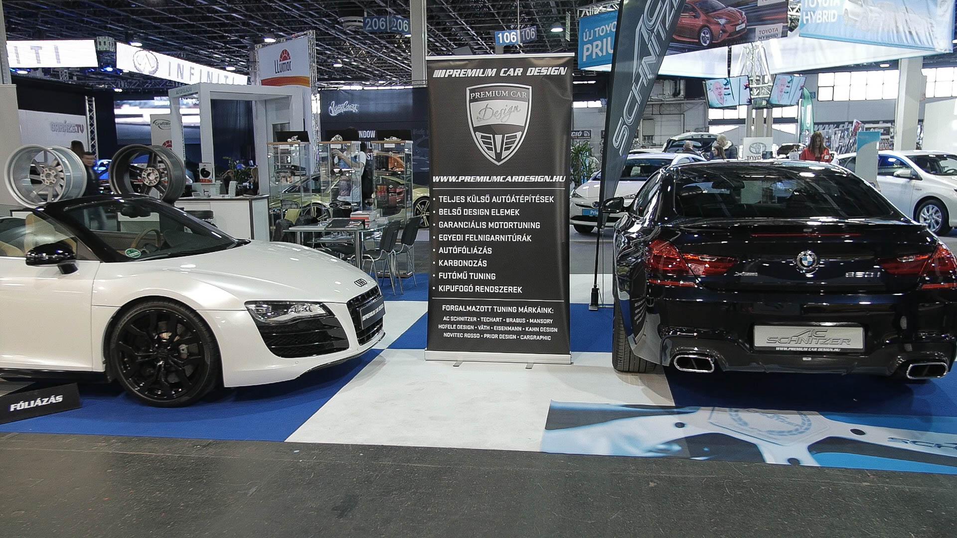 Premium Car Design bemutató videó - AMTS 2016