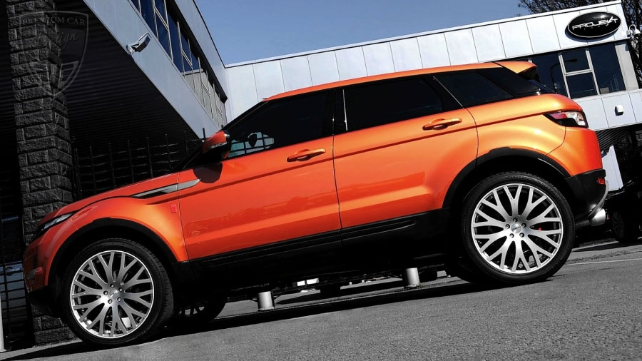 Tuning Range Rover Evoque Rogue Edition By Onyx Concept Range Rover ...