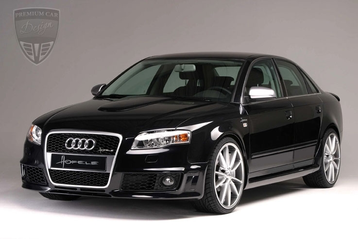 audi a4 a4 b7 limousine 2004 2007 hofele tuning. Black Bedroom Furniture Sets. Home Design Ideas