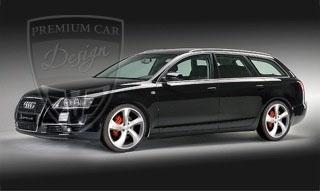 Audi A6 A6 4f Limousine Hofele Tuning Premium Car Design